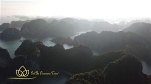 Vịnh Lan Hạ - Nàng thơ của đảo ngọc Cát Bà
