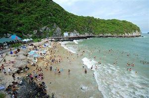 Check in 3 bãi tắm đẹp như tiên cảnh ở đảo ngọc Cát Bà