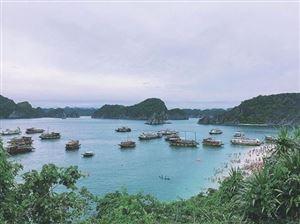 """Khám phá vịnh Lan Hạ - """"thiên đường bị bỏ quên"""" ở miền Bắc"""
