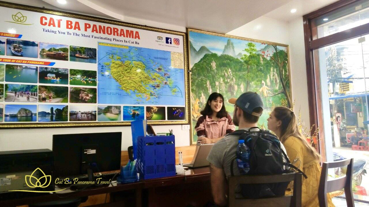Đội ngũ Cát Bà Panorama Travel